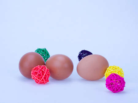 virginity: Stock Photo  Eggs