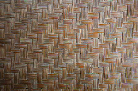 Wicker Woven Texture  Stock Photo - 8217783