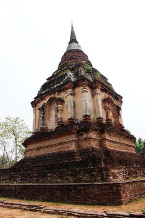 lanna: a Lanna pagoda
