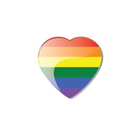 boda gay: ilustración. homosexual