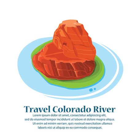 colorado rocky mountains: Colorado River