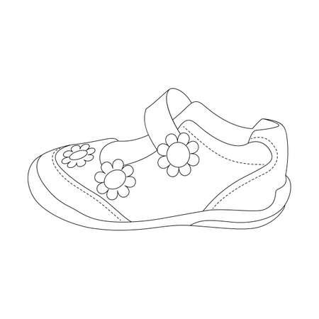 sandals: Childrens sandals for girls.