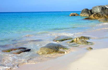 Beach in Bermuda Stock Photo - 8463200
