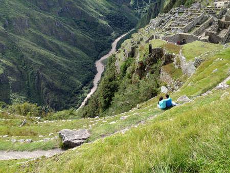 machu picchu: Love, couple, Machu Picchu