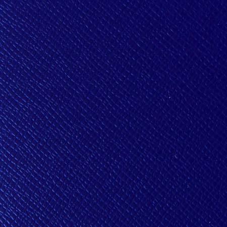 Blue leather background photo