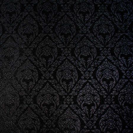 zwart wit tekening: Bloemen Naadloze Patroon Achtergrond