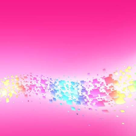 Colorful Abstract lights background Stock Photo - 15249213