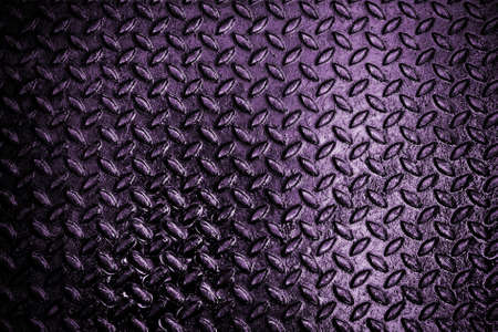 Grunge diamond  metal plate used background Stock Photo - 15505042