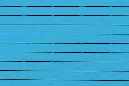 Blue wood panel background photo