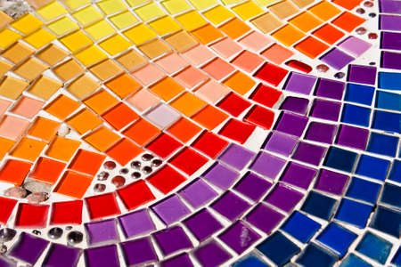 Colorful Mosaic Stock Photo - 16296644