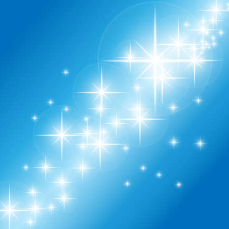 Abstract star background Stock Photo - 18787060