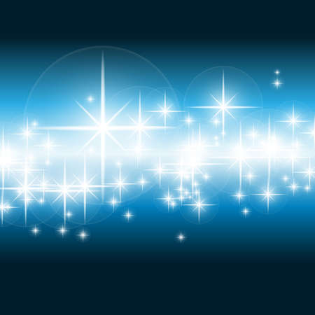 Abstract star background photo