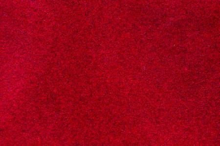 empty red velvet texture background photo