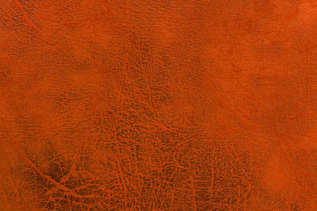 orange leather background photo