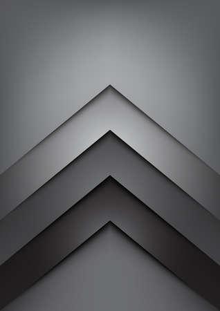 Dark background overlap dimension