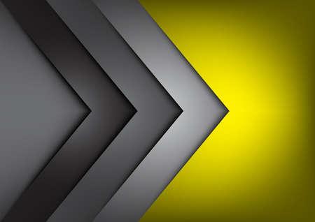 overlap: Yellow vector background overlap dimension