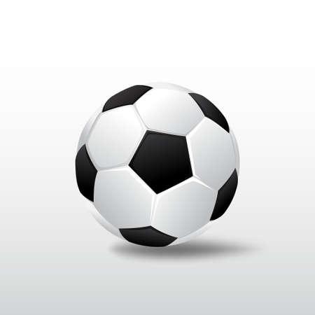 Soccer isolated Vector EPS10 Vector