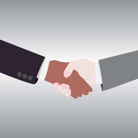 Handshake Stock Vector - 27878512