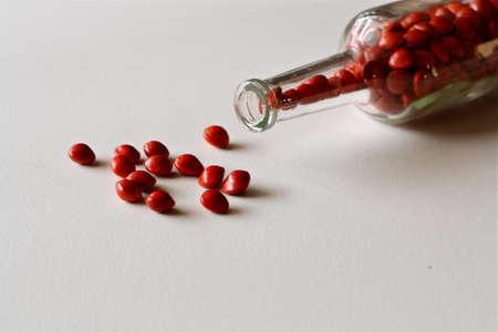 merah: red Stock Photo