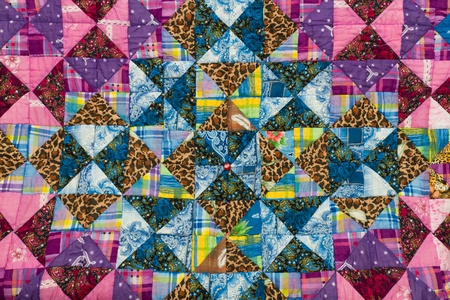 patchwork pattern photo