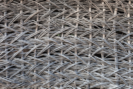 gray pattern: Natural wicker background