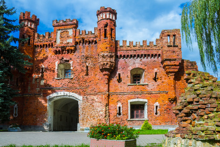 Brest Fortress, Kholm Gate. Brest, Belarus.