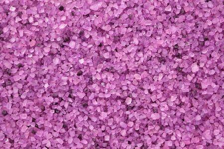 Heap of pink sea salt Фото со стока - 149924550