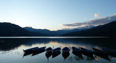 Phewa lake photo
