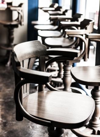 cafe bar: cafe bar Stockfoto