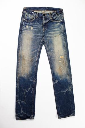 Blue Jeans Standard-Bild - 16150877