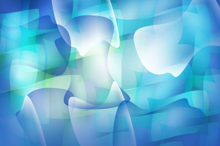 abstract backgrounds in blue color Stock Photo - 16323745