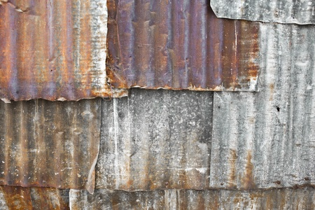 Iron weathering a variety of wall photo