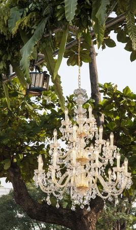 chandeliers outdoor Stock Photo - 17877836