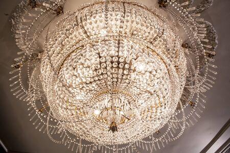 big chandelier Stock Photo - 17957233