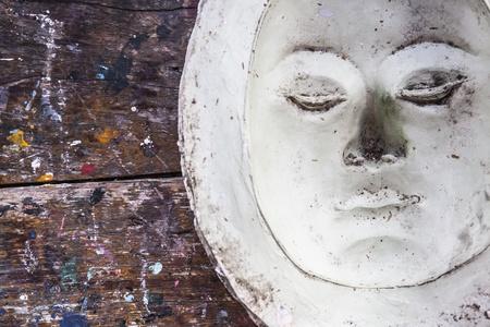 White Mask photo