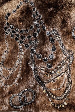 Luxury jewelry  Stock Photo - 18808580