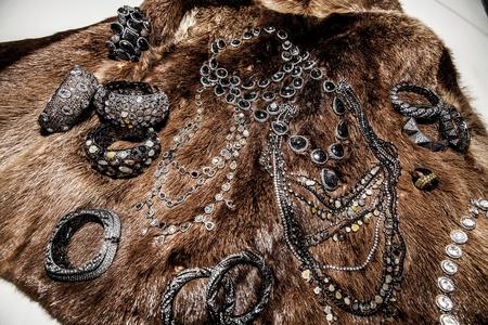 Luxury jewelry Stock Photo - 18808614