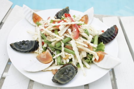 salad delicious thai food Stock Photo - 19211393