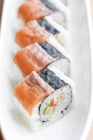 Sushi - Roll photo