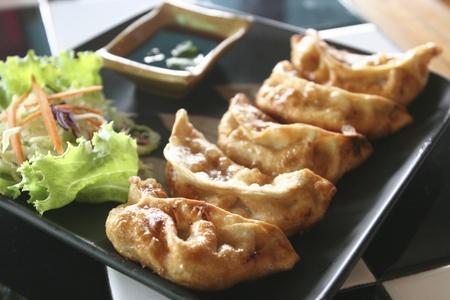 potstickers: Pan Fried Dumpling