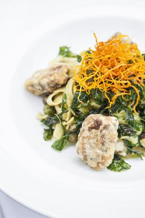 İtalyan mutfağı: italian cuisine Stok Fotoğraf