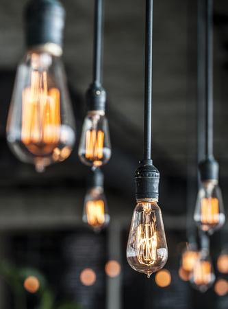 Lighting decor Banco de Imagens