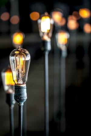 Lighting decor Standard-Bild - 24850355