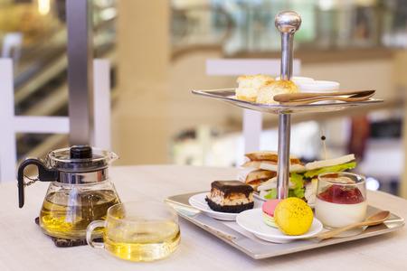 Breakfast tea set
