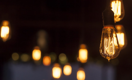 light bulb Archivio Fotografico