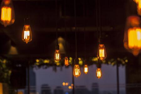 Lighting decor photo