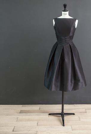 pretty dress: Black dress