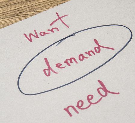 demand: demand