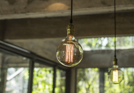 Lighting decor Standard-Bild - 36784030