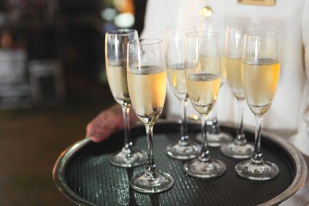 banquet facilities: serving wine